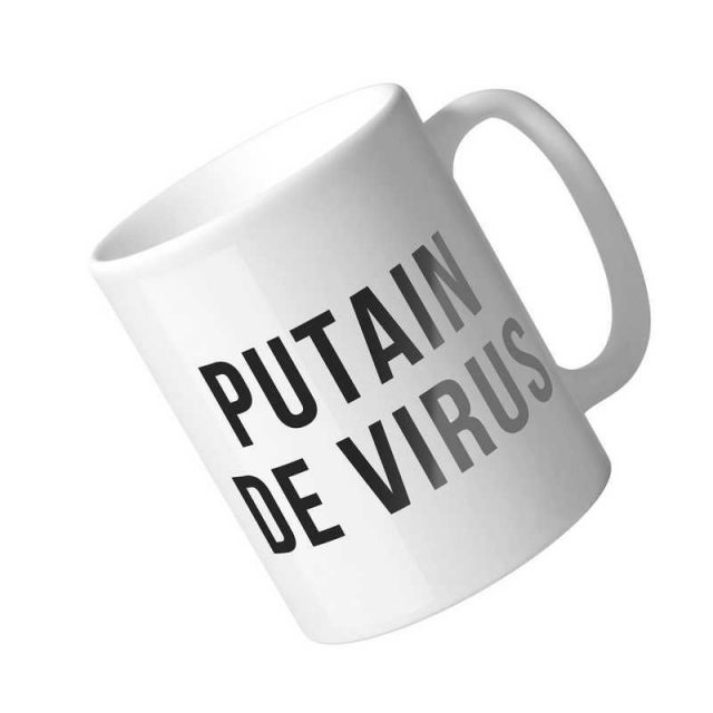 mug putain de virus