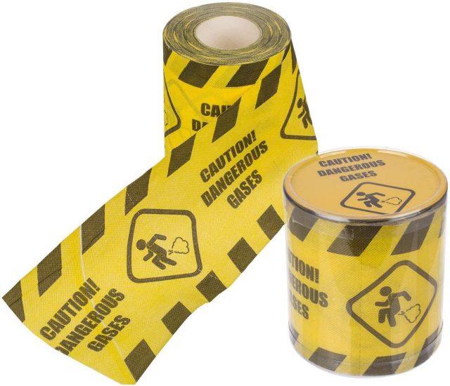 papier toilette insolite attention danger