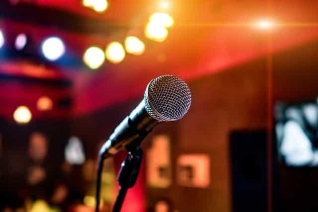 réveillon karaoke