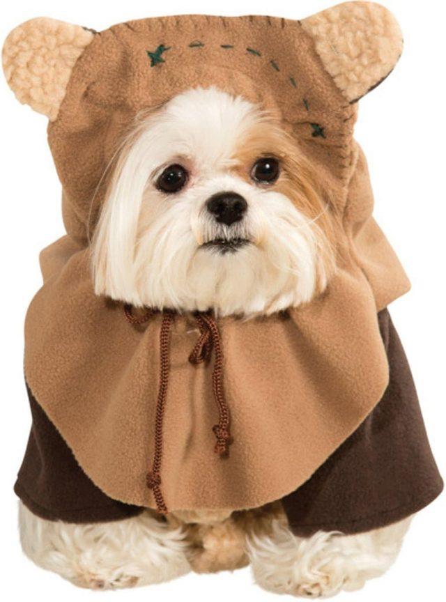 deguisement chien ewok