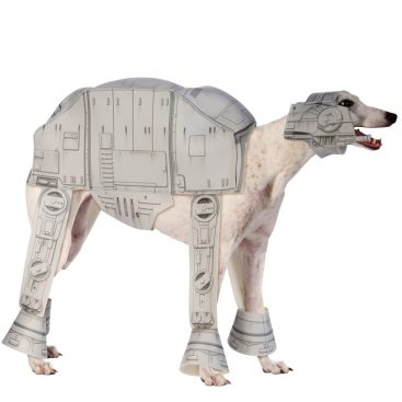 deguisement chien star wars at at