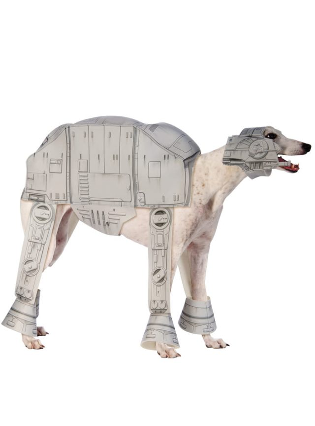 deguisement chien star wars at at
