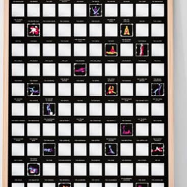 poster 100 positions du kama sutra