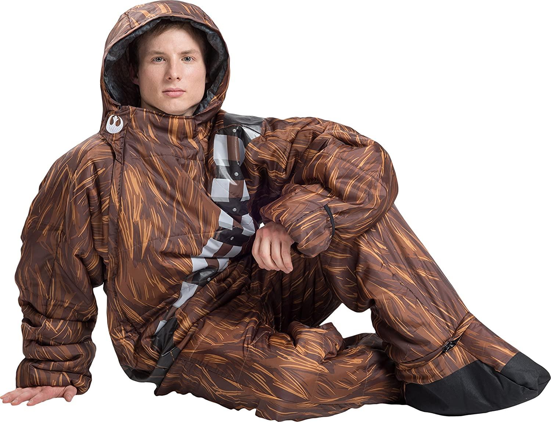 sac de couchage chewbacca
