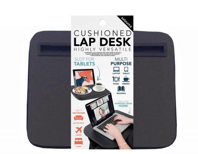 support coussin tablette et ordinateur