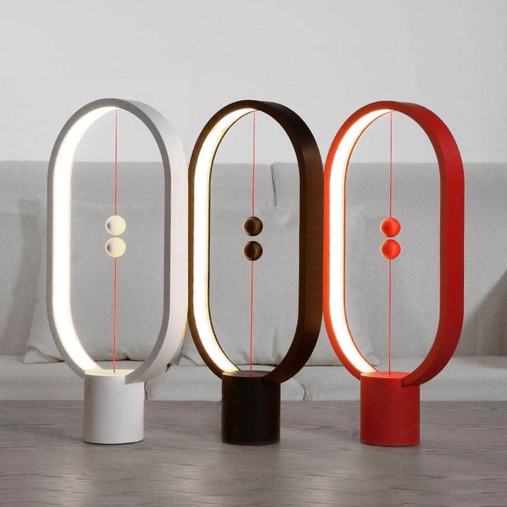 lampe heng balance magnétique