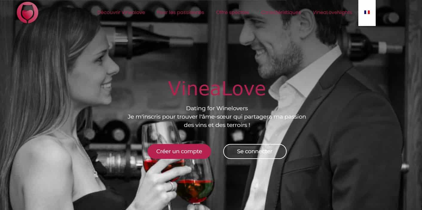 site de rencontre sur le vin