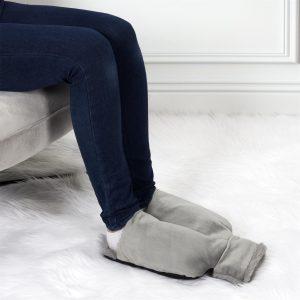 chaussons bouillotte
