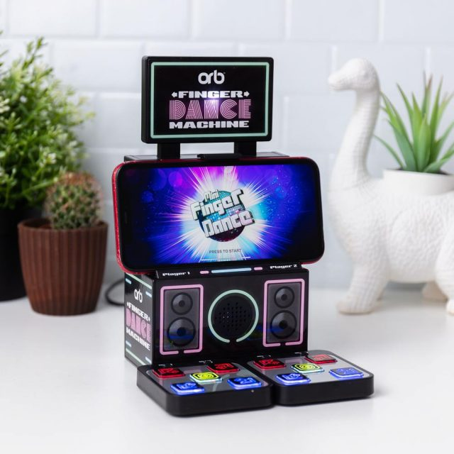 jeu video arcade danse