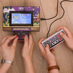 mini jeu arcade table