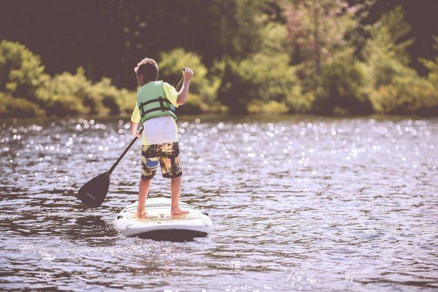 carte cadeau stand-up paddle