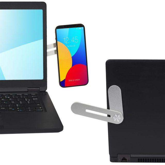 Support Magnétique Smartphone pour Ecran d'Ordinateur
