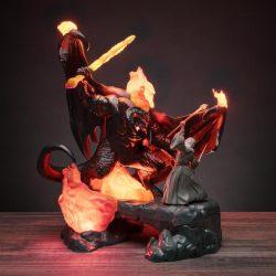 lampe seigneur des anneaux balrog gandalf